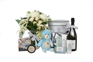 Baby Gifts + Hampers