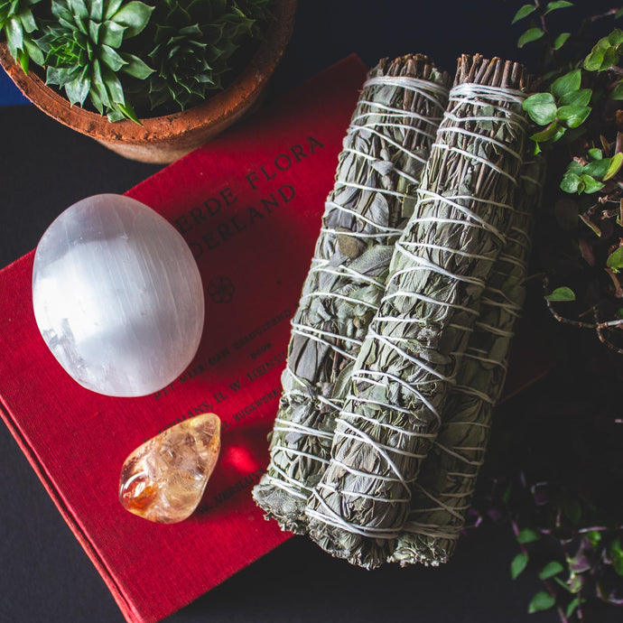Powerful Toxin-free Sage Smudge Stick