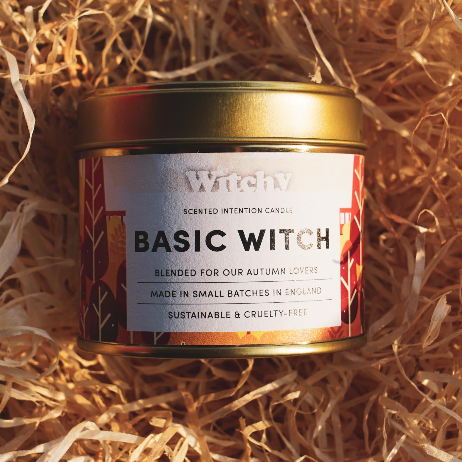Basic Witch Intention Candle