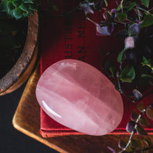 Load image into Gallery viewer, Large Premium Rose Quartz Healing Crystal for Love, Relationships, and Peace