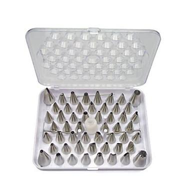 Bakeware tools Stainless Steel Holiday / Wedding For Cake Decorating Tool 1set - Inspired Genie