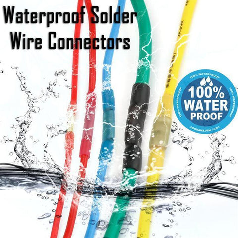 Waterproof Solder Wire Connectors - Inspired Genie