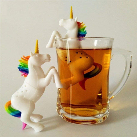 Image of Unicorn Tea Infuser - Inspired Genie