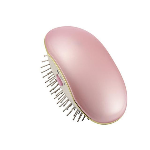 Image of Portable Electric Ionic Hairbrush - Inspired Genie