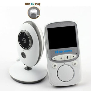 Wireless LCD Baby Monitor - Inspired Genie