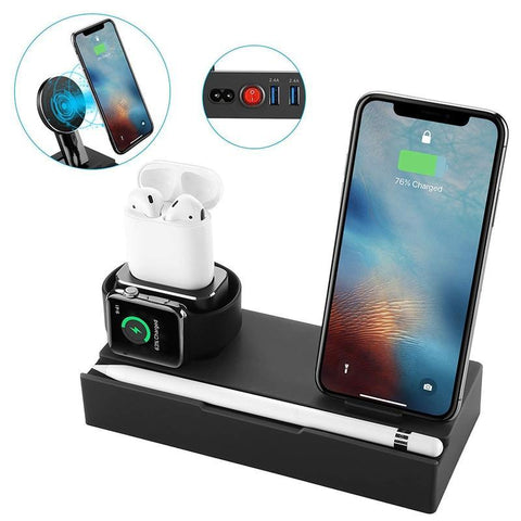 Multi Purpose Charging Dock - Inspired Genie