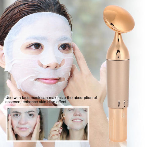 Ultrasonic Face Massager - Inspired Genie