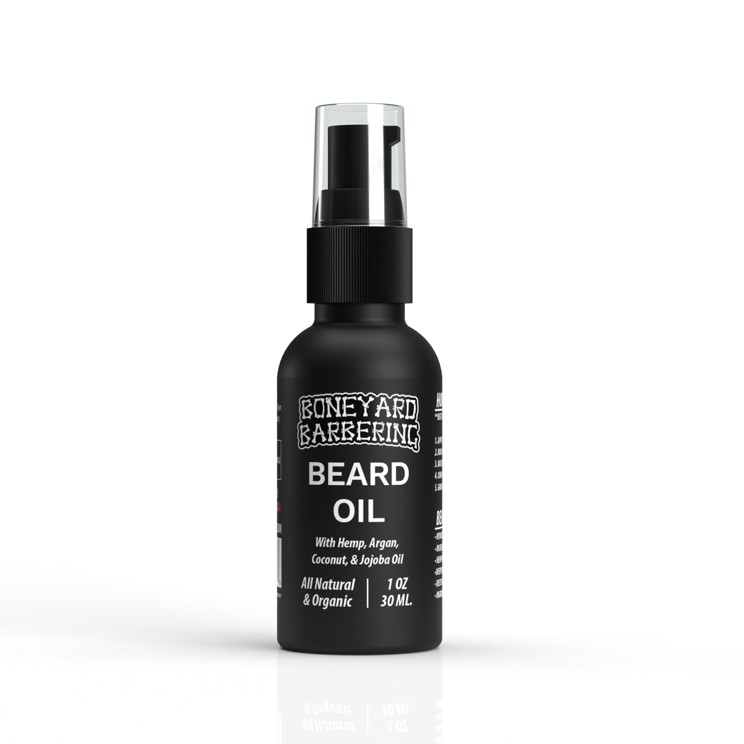 Boneyard Beard Oil