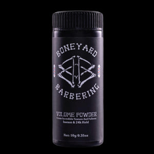Boneyard Volume Powder