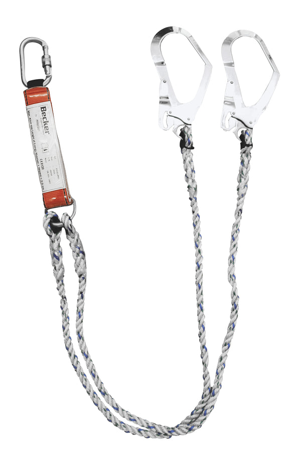Becker Energy Absorber Lanyard