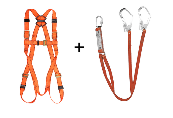 Becker Full Body Harness Set