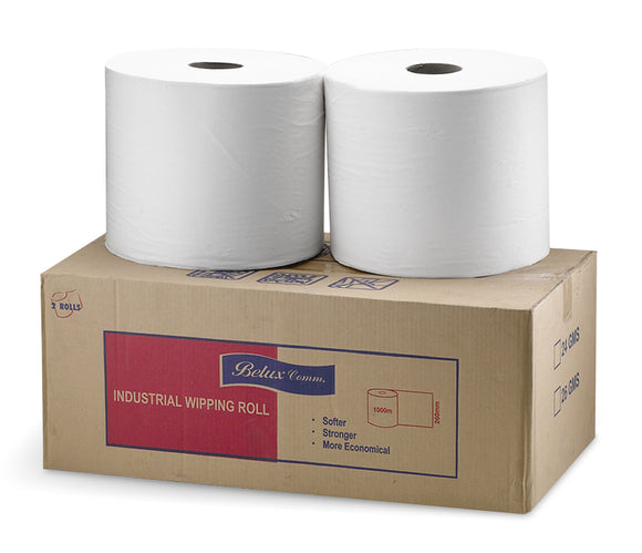 Tissue Roll Wipers