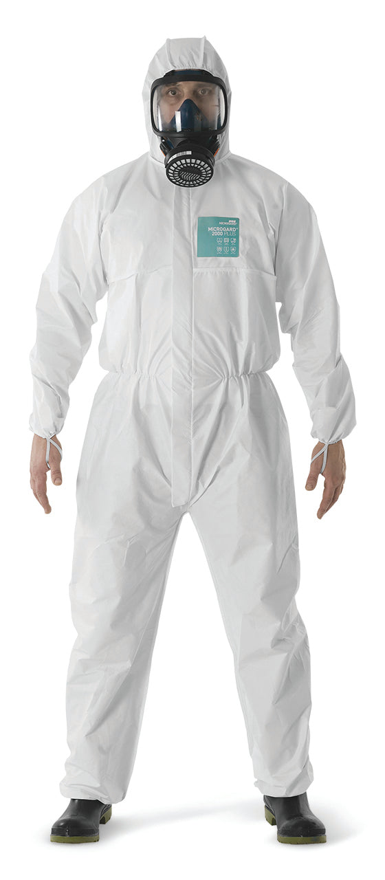AlphaTec Multipurpose Disposable Coverall
