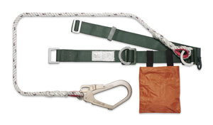 Double D-ring Safety Belt