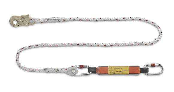 Polyamide Lanyard with Energy Absorber