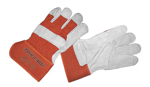 Superior Rigger Chrome Leather Gloves