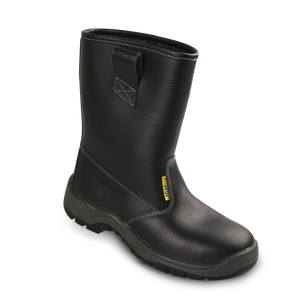 6bd703270025 High-cut Rigger Boots