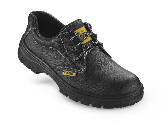 Low-cut Safety Shoe With Shoe Lace