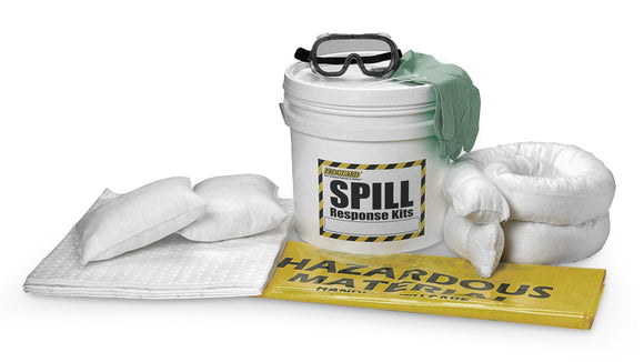 18 litre Portable Spill Kit - Oil Only