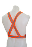 High Visibility Elastic Reflective Strip