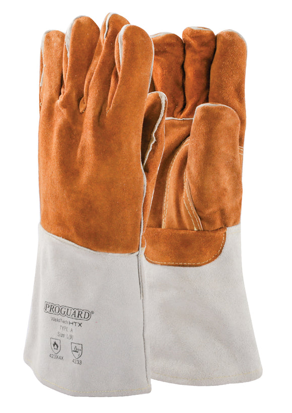 Full Leather Glove-High Heat
