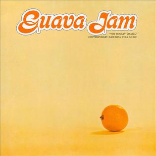 Sunday Manoa - Guava Jam (LP Cover)