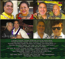 "Load image into Gallery viewer, Pomaika`i Brown - ""Pomai Duets - At The Piano With Legendary Friends"" (CD)"