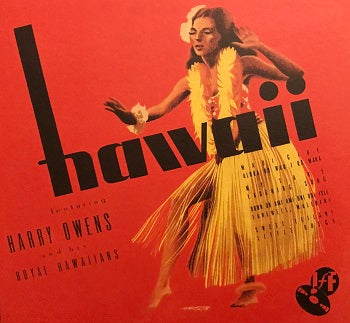 Harry Owens - Hawaii (CD)