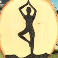 Tree Pose by Aliya