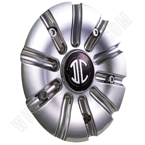 2 Crave Wheels Chrome Custom Wheel Center Cap Caps # 22-10205-3-cap (4 CAPS)