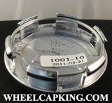 Dub Wheels Chrome Custom Wheel Center Cap # 1001-10C (1 CAP)