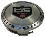 TIS C-TIS15-TIS-CB Custom Wheel Center Cap Chrome (4 CAPS)