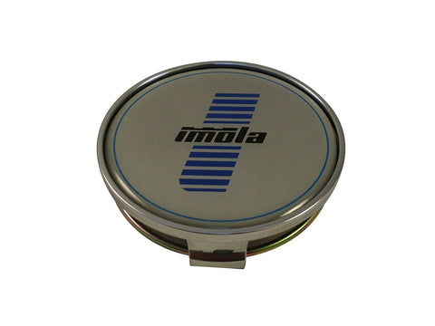 Imola Wheels IM294100011 Chrome Custom Wheel Center Caps (1 CAP)