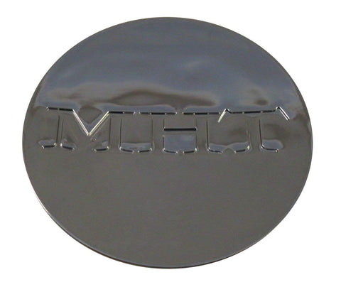 MHT Wheels 1000-82 / S503-30 Custom Center Cap Chrome (Set of 4)