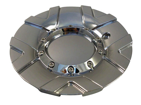MOZ # PD-CAPSX-P5117 Wheels Chrome Custom Wheel Center Caps NEW! (1 CAP)