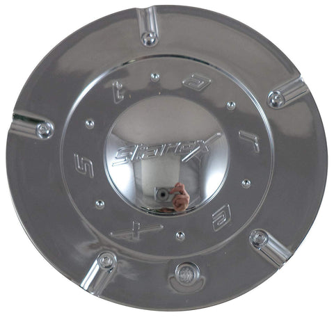 STAREX MS-CAP-M130 / S-4 Custom Wheel Center Cap Chrome (1 CAP) NEW!