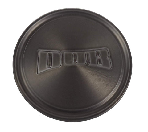 DUB Wheels Gun Metal Grey Custom Wheel Center Caps # 1003-05-04DT / 1003-05-04 (1 CAP)