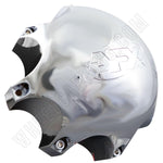 AFX Wheels Chrome Custom Wheel Center Cap # 80292010F-2 (1 CAP)