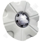 ALT Wheels White Custom Wheel Center Cap # AT213 (4 CAPS)
