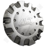 ALT Wheels Chrome Custom Wheel Center Cap # AT299 (1 CAP)