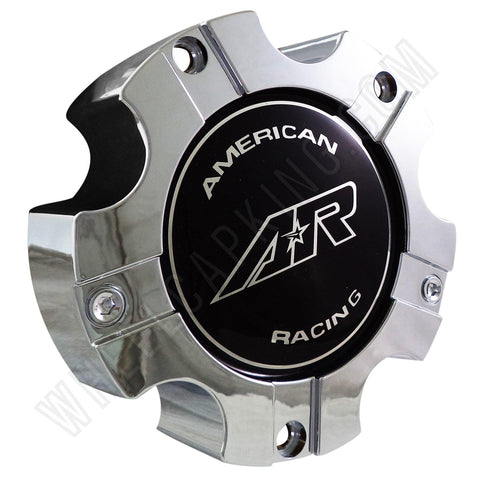 American Racing Wheels Chrome Custom Wheel Center Cap Caps # CAP M-562