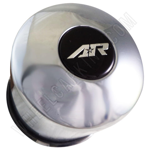 AMERICAN RACING Wheels Chrome Custom Wheel Center Caps Set of 1 # 1515002R NEW!