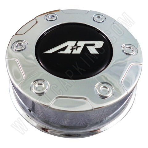 American Racing Chrome Custom Wheel Center Cap # 1326100941 (1 CAP)