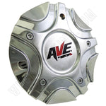 AVE by MKW Wheels Chrome Custom Wheel Center Cap Caps # C-022