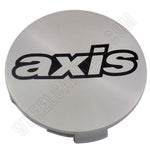 Axis Wheels Chrome Custom Wheel Center Cap # DC-0210 (4 CAPS)