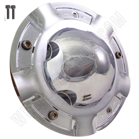 Prime Wheels Chrome Custom Wheel Center Cap Caps # C1250-0 / C1259-4 NEW!