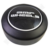 BMF Wheels Center Caps Flat Black Shorty- Fits All 8 Lug (1 Cap) BMF Logo