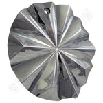 Polo Wheels Chrome Custom Wheel Center Caps # C-0354 (SET OF 4)