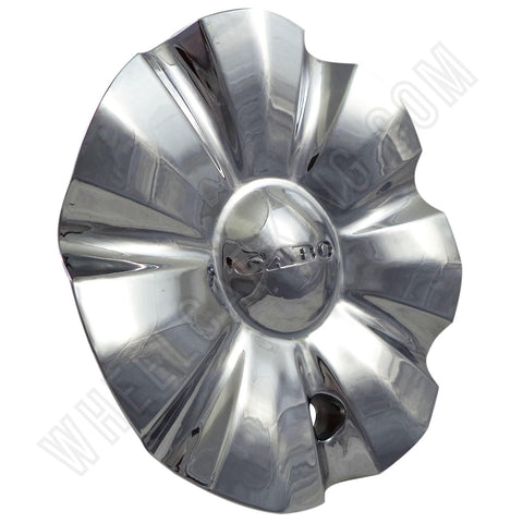 Cabo Wheels Chrome Custom Wheel Center Cap # C-176-2 (SET OF 4)