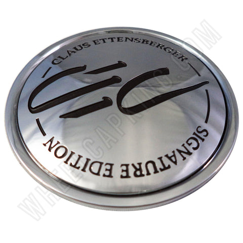 CEC Wheels Chrome Custom Wheel Center Caps # C831 (4 CAPS)